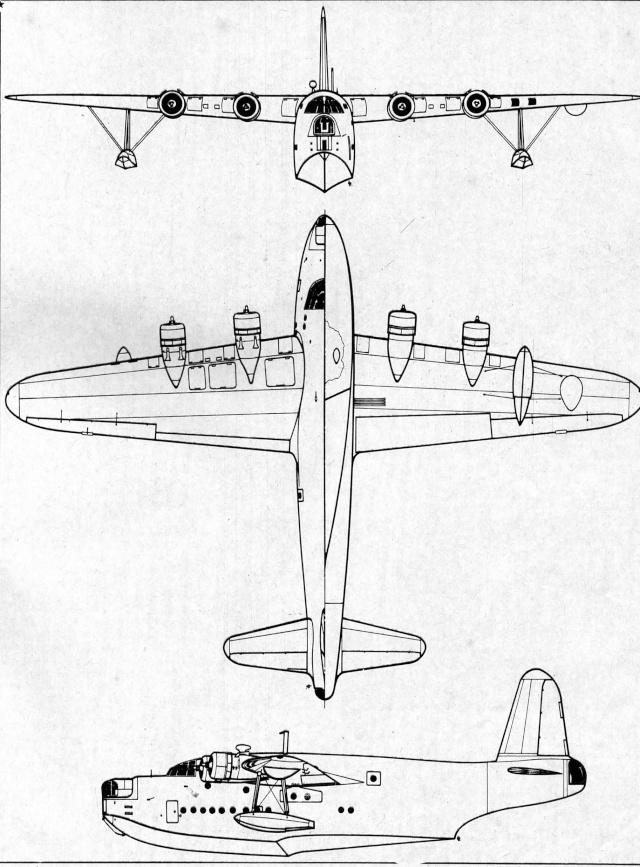 """[Les anciens avions de l'aéro] Hydravion SHORT """"SUNDERLAND"""" Sundel10"""