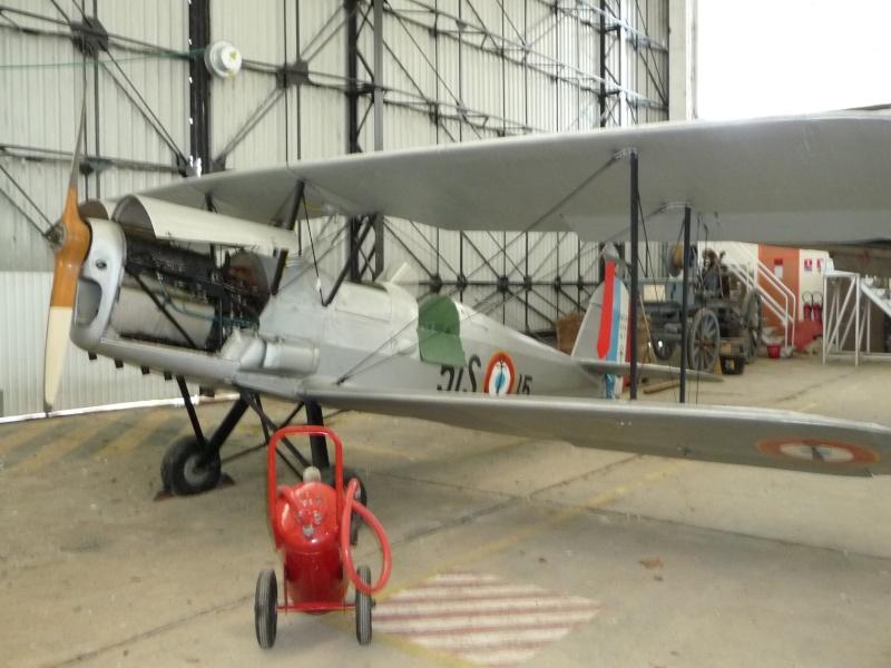[ Les Musées en rapport avec la Marine ] Musée de l'Aeronautique Navale de Rochefort - Page 3 Therm_57