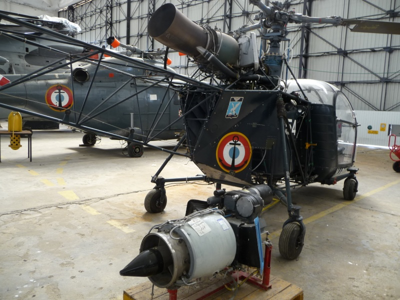 [ Les Musées en rapport avec la Marine ] Musée de l'Aeronautique Navale de Rochefort - Page 3 Therm_59