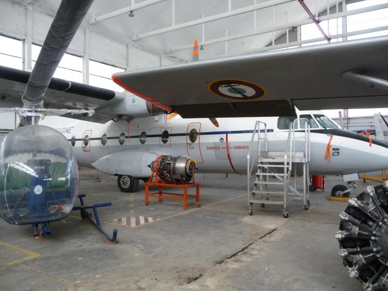 [ Les Musées en rapport avec la Marine ] Musée de l'Aeronautique Navale de Rochefort - Page 3 Therm_61