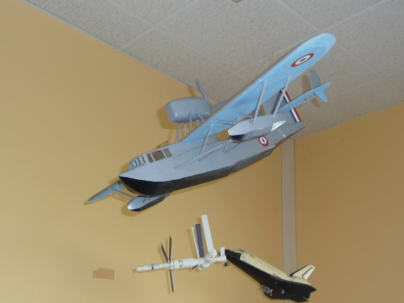 [ Les Musées en rapport avec la Marine ] Musée de l'Aeronautique Navale de Rochefort - Page 3 Therm_69