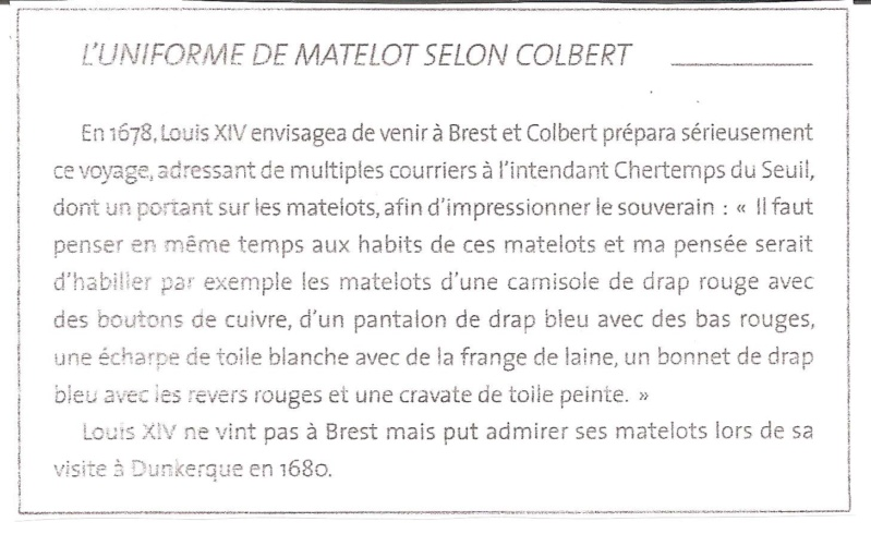 [LES TRADITIONS DANS LA MARINE] TENUE DANS LA MARINE- TOME 02 - Page 10 Tenue_10