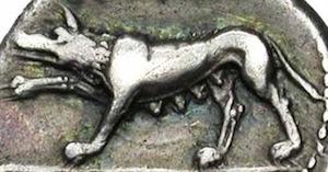 Nouveau denier de la gens Pompeia _077_s12