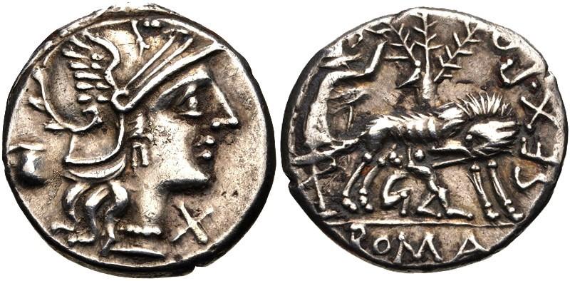 Nouveau denier de la gens Pompeia _137_p10