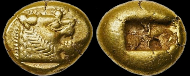 Numisfrance remonte à l'origine de la monnaie ! Aulock10