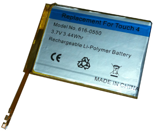 iPod Touch 4 battery 616-0550, 616-0551 11110