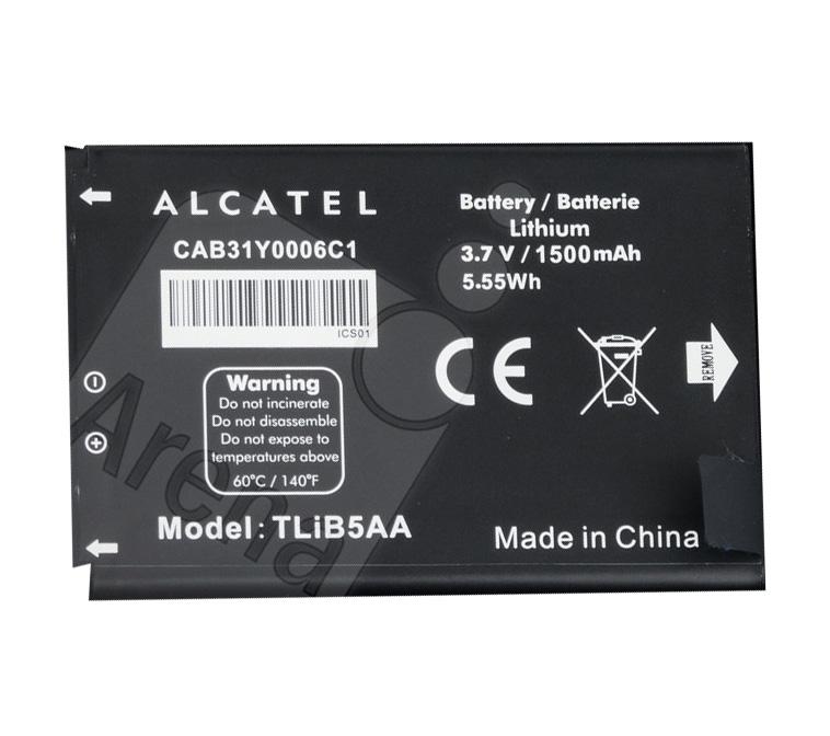Alcatel OT-995 Battery TLI5BAA 99510