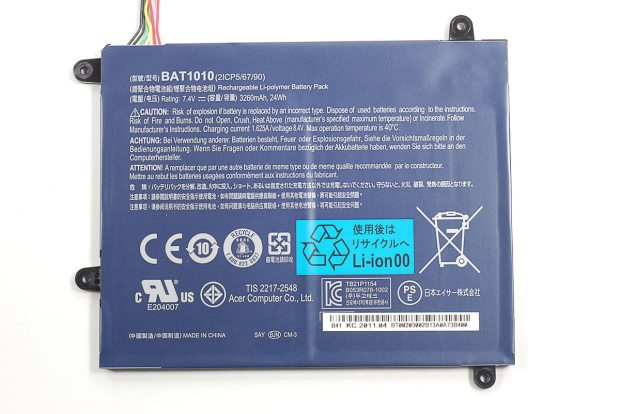 Acer Iconia Tab A500 battery BAT1010 A50010