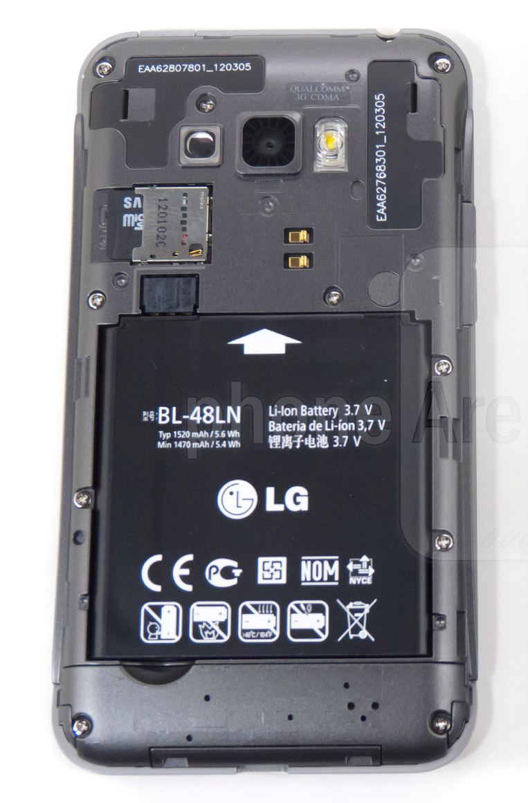 LG Optimus Elite Battery BL-48LN Bl-48l10