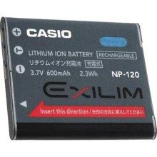 Casio Exilim EX-ZS15 battery NP-120 DL-CA009 Dl-ca010