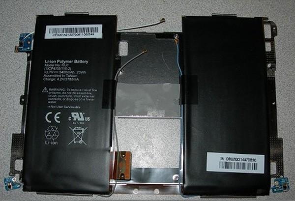 Blackberry Playbook Battery 921600001 DR-BU100 Dr-bru10