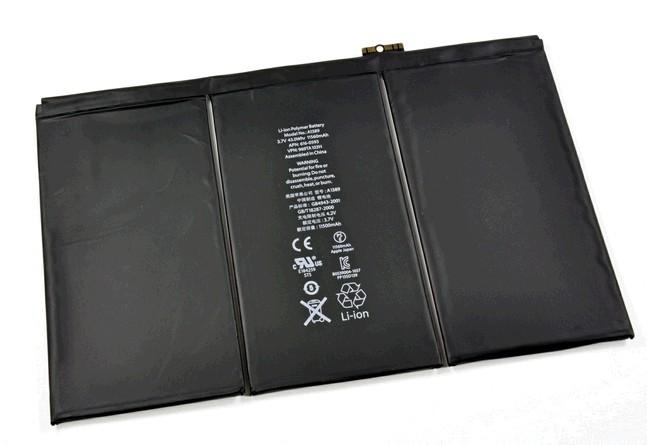 iPad 3G Battery 616-0593 DR-PAD4 Dr-pad10