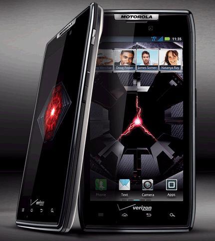 Motorola Droid RAZR unveiled Droid10