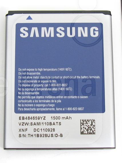 Samsung Galaxy Proclaim S720 Battery EB484659YZ ML-SS255 Illusi10