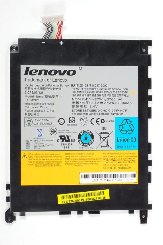 Lenovo IdeaPad K1 battery L10M2I21 K111