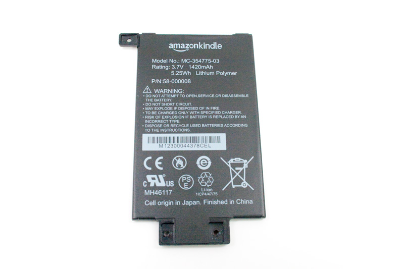 Kindle Paperwhite Battery MC-354775-03 Kindle13