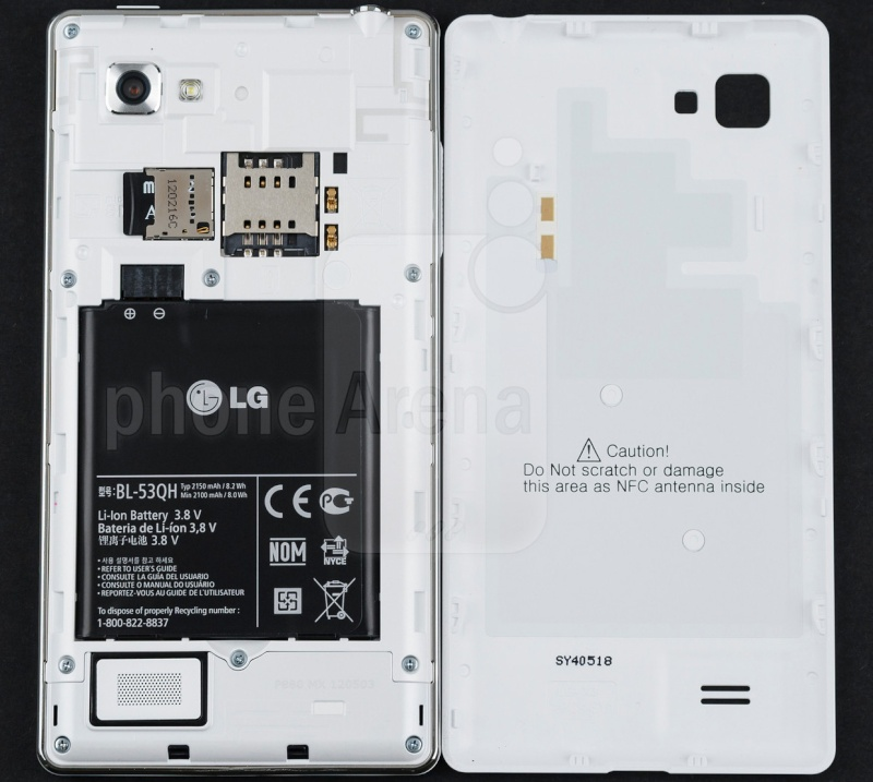 LG Optimus 4X HD Battery BL-53QH Lg-opt10