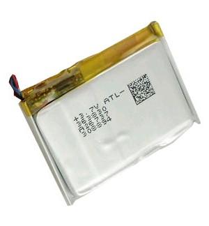 Sandisk Sansa Clip Battery A26737 PA-SK003 Pa-sk010