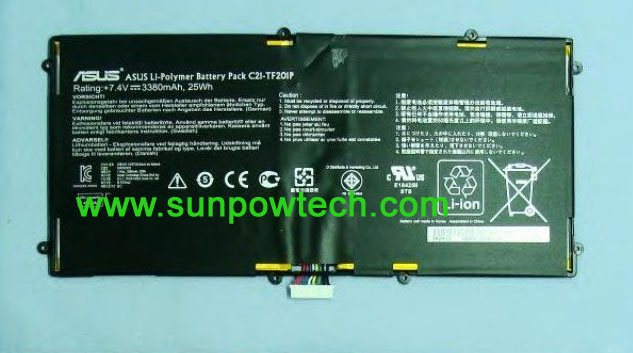ASUS Transformer Prime Battery C21-TF20IP Prime10