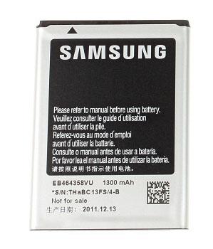 Samsung Galaxy Ace Duos Battery EB464358VU S750010