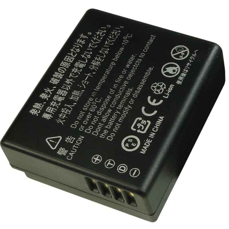 Panasonic Lumix DMC-GF3 battery  DMW-BLE9 Sddmwb10