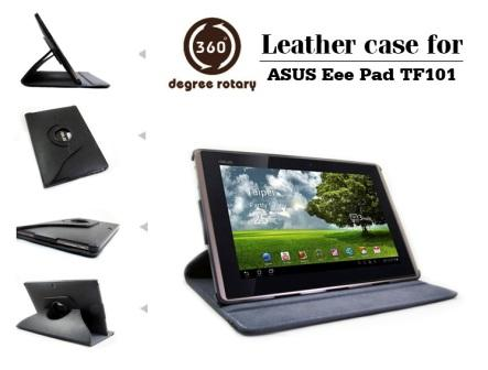 Asus Eee Pad TF101 Tablet Leather Case TPL07 Tpl0710