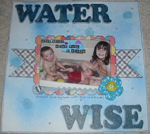 Vicki's Initial Challenge!! Water_10