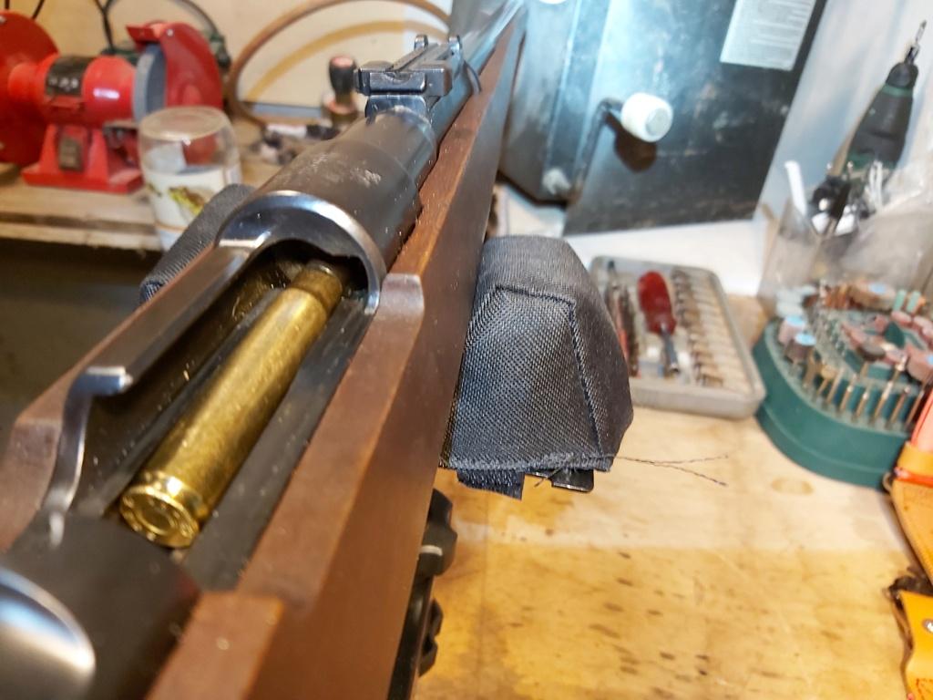 Mauser 98 9,3x62 soucis d'alimentation 20210114