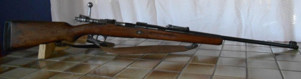 Mes différentes armes Dscn5411