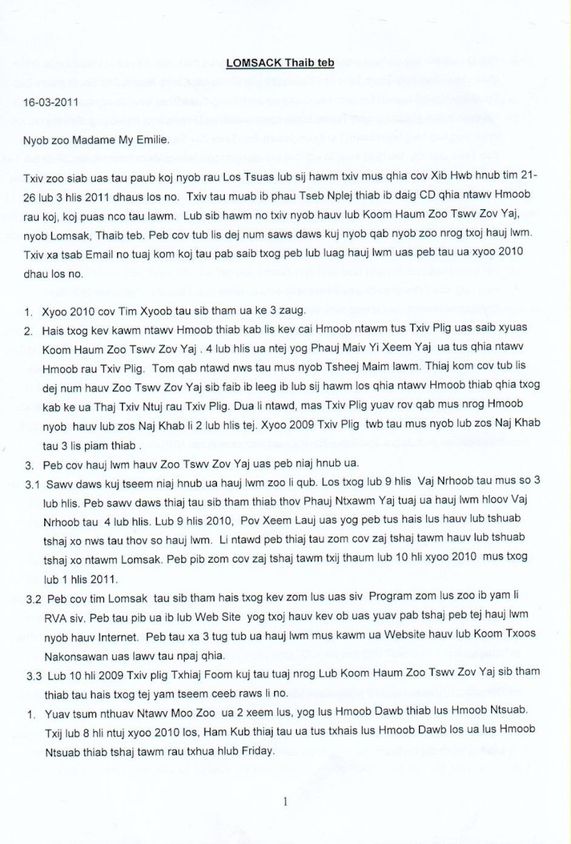 TSEV HMOOB NTSEEG PARIS - Page 2 Lomsak10