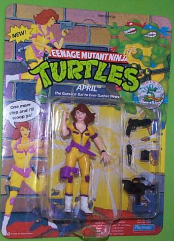 giocattolo - fucili giocattolo anni 70/80 + turtles April_11