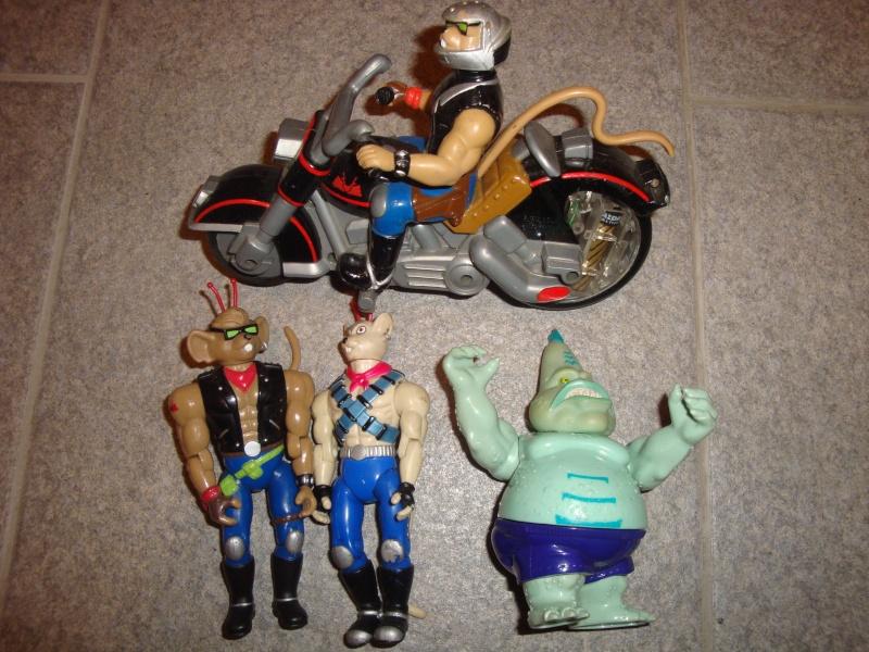 giocattolo - fucili giocattolo anni 70/80 + turtles Dsc04911
