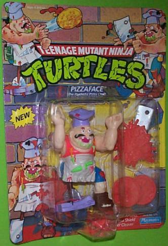 giocattolo - fucili giocattolo anni 70/80 + turtles Pizza11