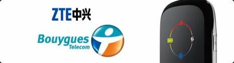 Nouveau routeur 3G+ WIfi  hotspot chez bouygues: la ZTE MF30 13135610