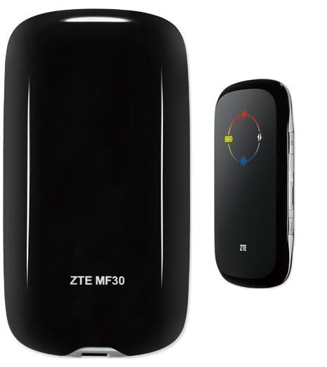 Nouveau routeur 3G+ WIfi  hotspot chez bouygues: la ZTE MF30 Clef10
