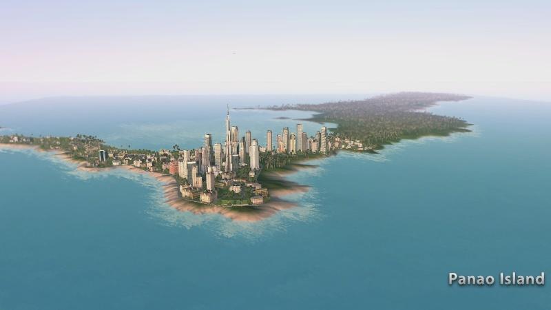 [CXL] Panao Island 313