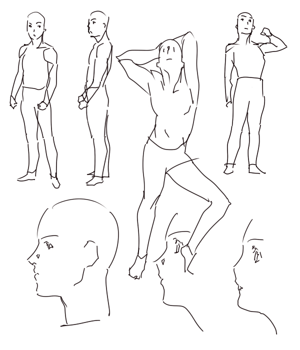 [Tutorial] Postures & Mouvements 12752312