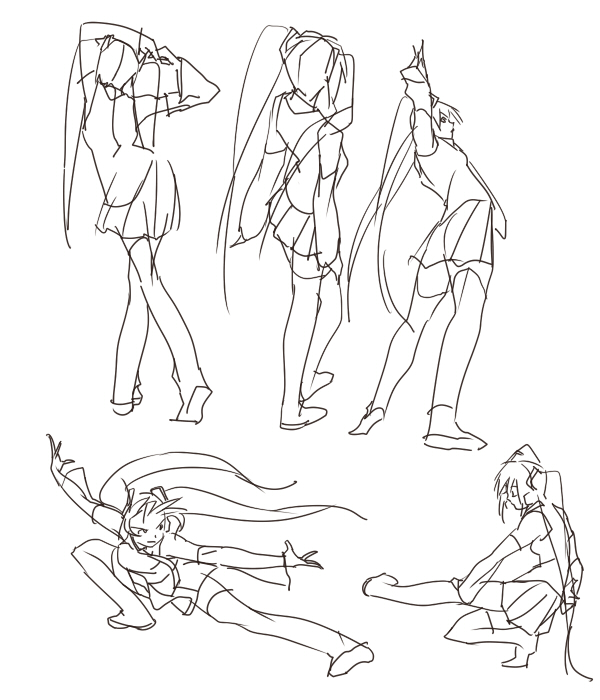 [Tutorial] Postures & Mouvements 12752319