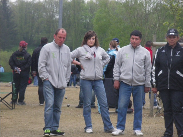 Championnat de la Mayenne Triplette Mixte à JAVRON Imgp4211