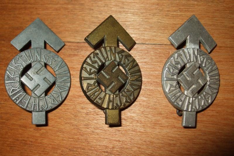 """""""Leistungsabzeichen des HitlerJugend Photo346"""