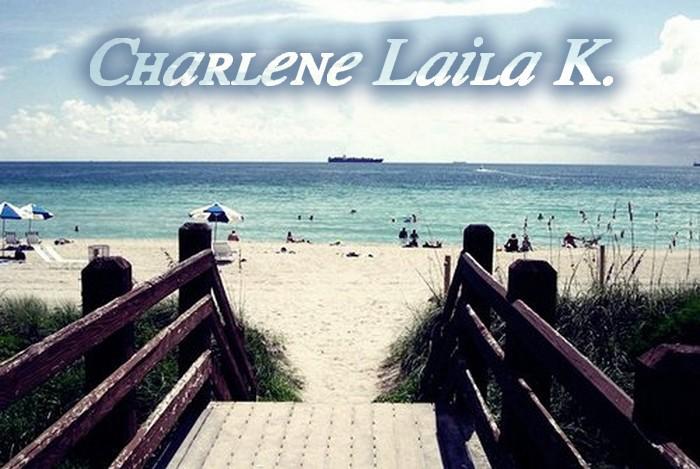 Charlene Laila K. (Officiel)