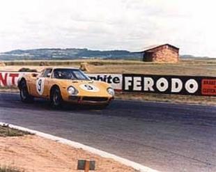 L'ère Ford en endurance. Ford_g27