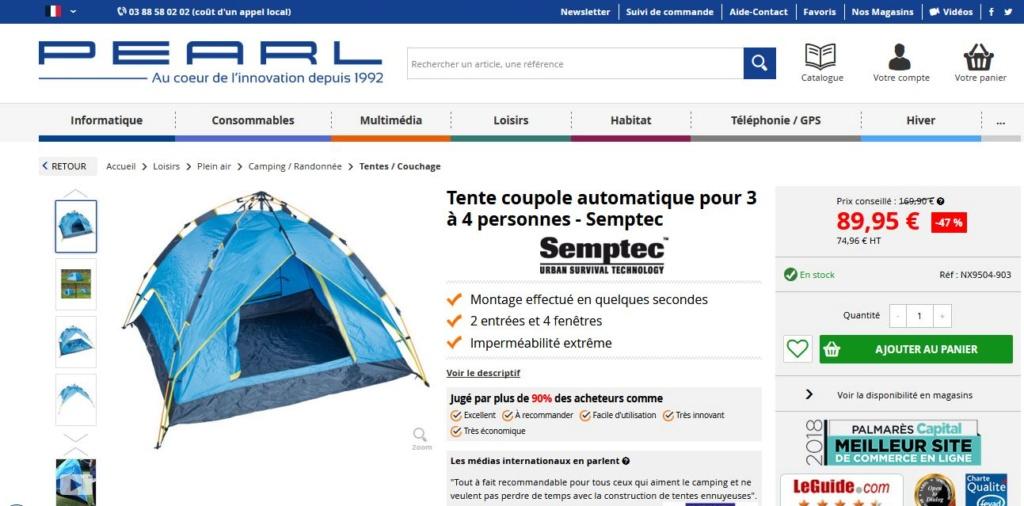 matériel camping pour concentres - Page 2 Tente10