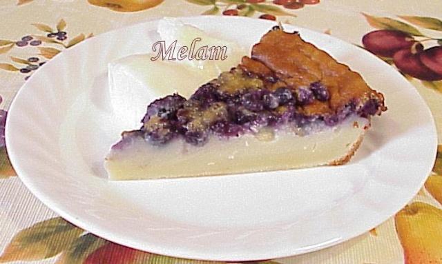 Clafoutis aux bleuets de Châtelaine Clafou10