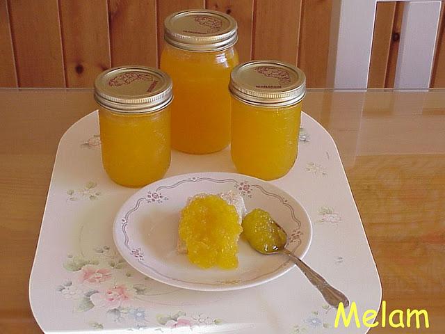 Compote de citrouille Confit11