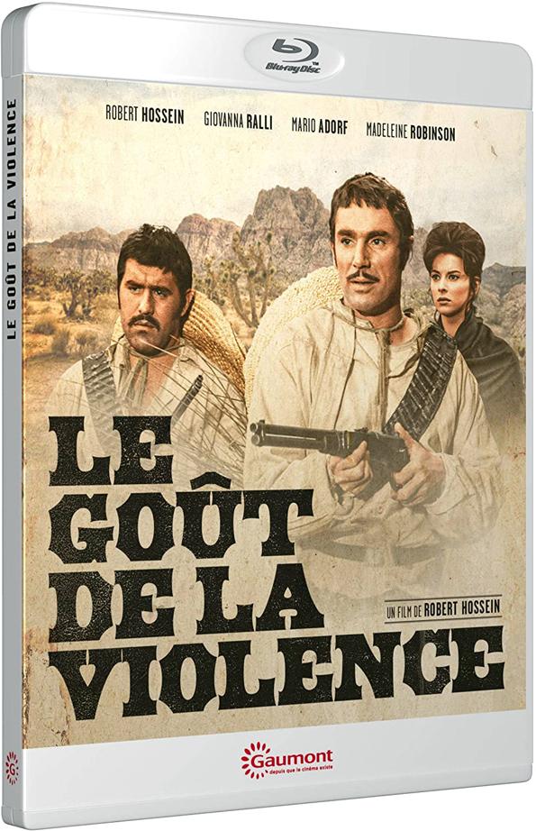 Le goût de la violence  ( Febbre di Revolta ) –1960- Robert HOSSEIN A6bw10