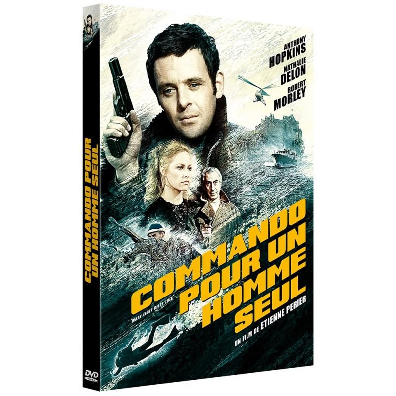 Commando pour un homme seul - De l'or pour les Requins - When eight Bells Toll - 1971 - Etienne Périer Comman10
