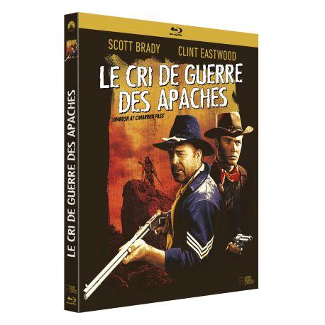 Le Cri de Guerre des Apaches - Ambush at Cimarron Pass - 1957 - Jodie Copelan Cri-de10