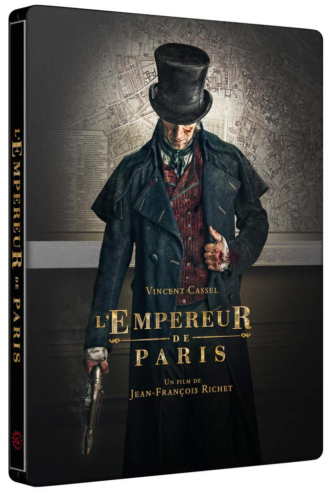 L'Empereur de Paris - 2018 - Jean-François Richet Empere10