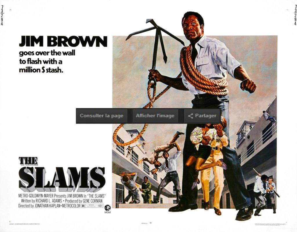 Le Pénitencier - The Slams - 1973 - Jonathan Kaplan Le-pen10